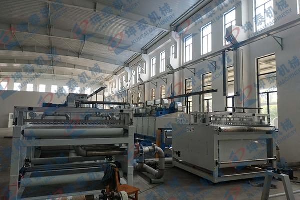 韩国版水驻极生产线